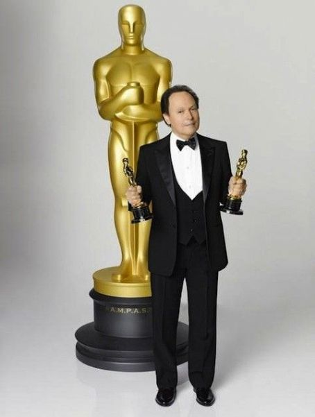 Billy Crystal's Oscar Man Pose