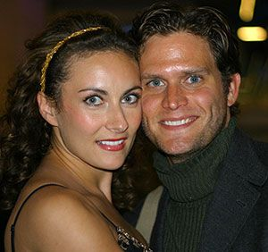 Steven Pasquale light in the piazza