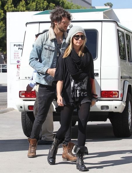Ashley Tisdale and Martin Johnson - Ashley Tisdale, Martin Johnson