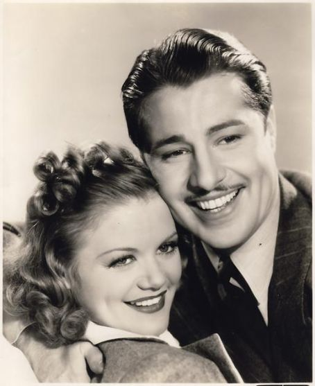 Don Ameche Simone Simon &