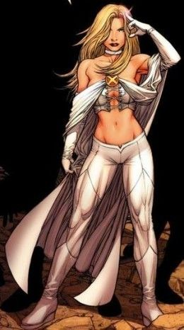 Emma Frost  Marvel Comics