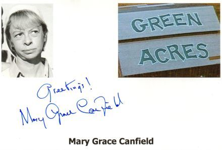 Mary Grace Canfield
