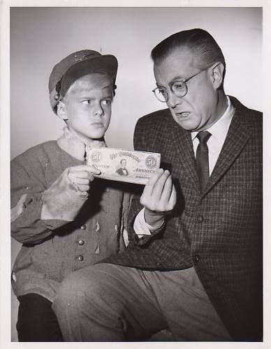 Dennis the Menace - Dennis & Mr. Wilson