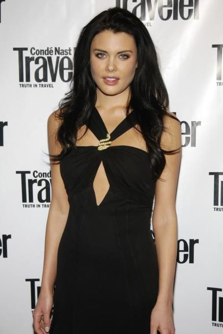 Sandra Nilsson  - Conde Nast Traveler 8 Annual Hot List Party 2008