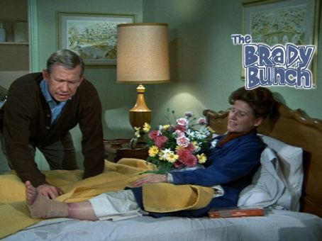 Allan Melvin Alice's Sprained Ankle