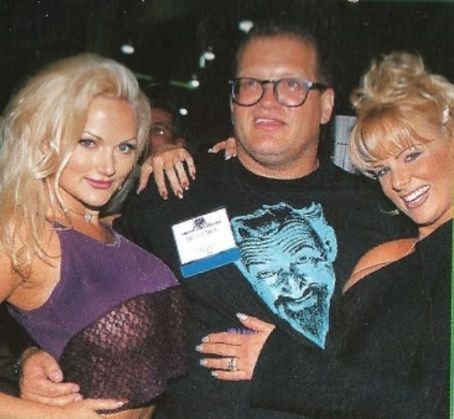 Nikki Tyler , Stacy Valentine and Drew Carey