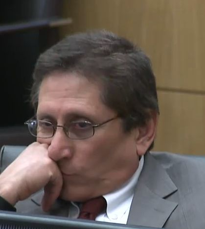Juan Martinez  Super Stressed In Court