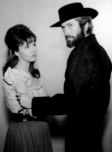 John Drew Barrymore Anne Helm &  On Gunsmoke