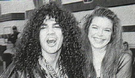 Slash and Renee Suran