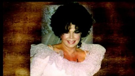 Sante Kimes  During the Liz Taylor Impersonation Years..