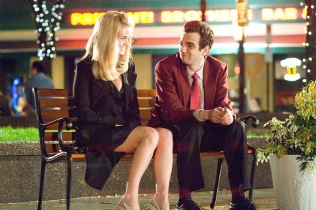 Molly The beautiful  (Alice Eve, left) falls for Kirk (Jay Baruchel, right) in the DreamWorks Pictures comedy 'She's Out of My League,' a Paramount Pictures release. Photo Credit: Darren Michaels. Copyright © 2010 DW STUDIOS L.L.C. All Rights R