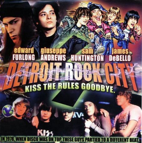 James DeBello KISS theme movie