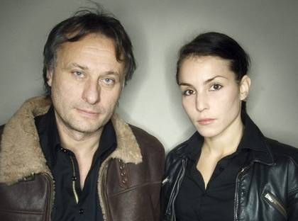 Michael Nyqvist and Noomi Rapace - The Girl with the Dragon Tattoo
