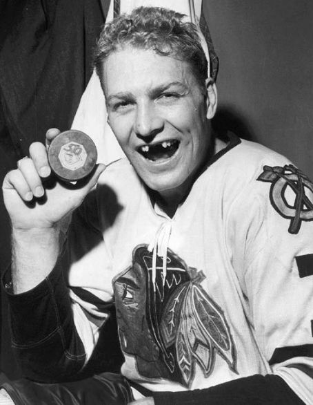 Bobby Hull Bobby's first 50 goal season