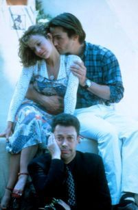 Billy Campbell - Tim Curry,Jennifer Grey and Bill Campbell in Lover´s Knot (1996)