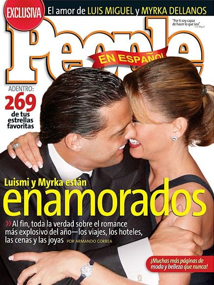Myrka Dellanos Luis Miguel and