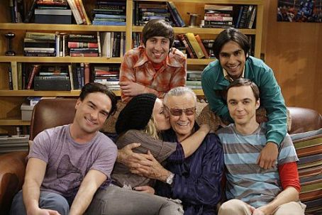 Stan Lee The Big Bang Theory (2007)