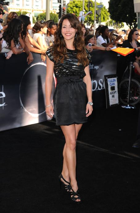Emmanuelle Vaugier - ''Twilight: Eclipse'' - Los Angeles Premiere - June 24, 2010