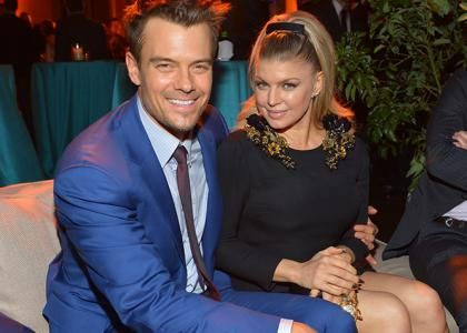 "Stacy ""Fergie"" Ferguson & Josh Duhamel: Baby On the Way!"
