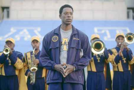 Drumline Orlando Jones in 20th Century Fox's  - 2002