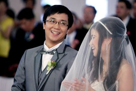 Ryan Tordesillas and Say Alonzo Wedding