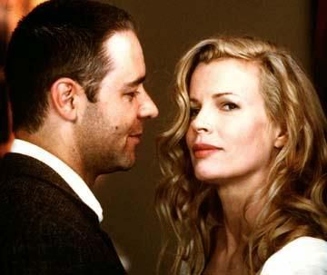 L.A. Confidential Russell Crowe and Kim Basinger in  (1997)
