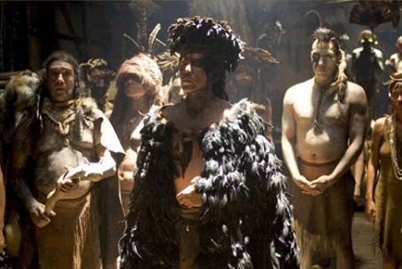 Wes Studi  as Powatans war chief and brother, Opechancanough.