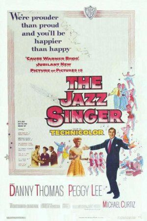 The Jazz Singer (1952) Poster