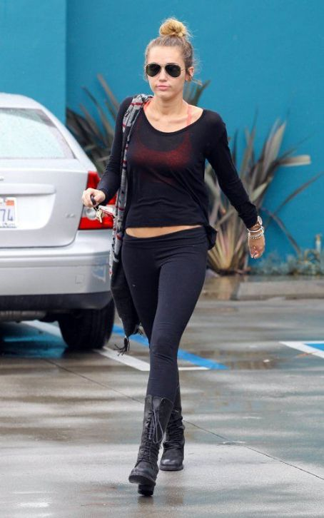 Miley Cyrus Works It Out Amidst Endless Relationship Rumors