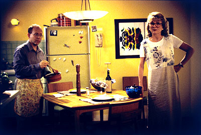 Bob Balaban  and Teri Garr in United Artists' Ghost World - 2001