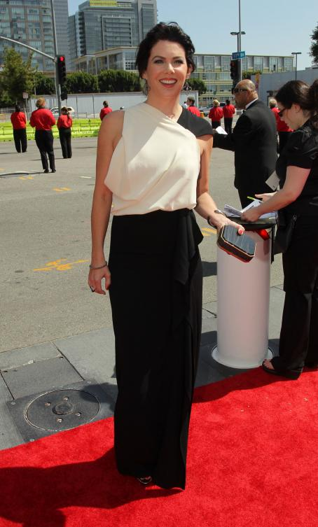 Lauren Graham - 62 Annual Primetime Emmy Awards Held At The Nokia Theatre L.A. Live On August 29, 2010 In Los Angeles, California