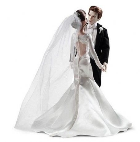 Edward & Bella Wedding Barbies