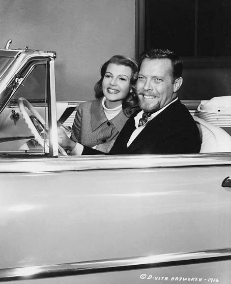 Dick Haymes and Rita Hayworth