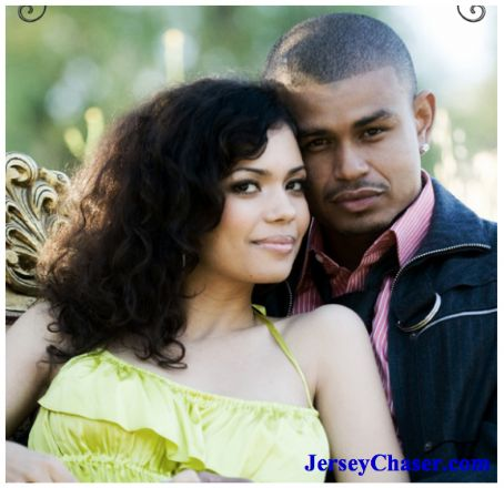 Jennifer Freeman  and Earl Watson