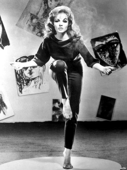 Janice Rule the chase