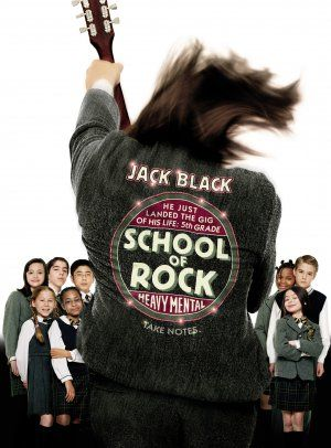 Joey Gaydos Jr. The School of Rock