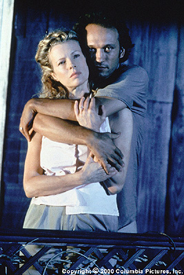 I Dreamed of Africa Vincent Perez and Kim Basinger in Columbia's I Dreamed Of Africa - 2000