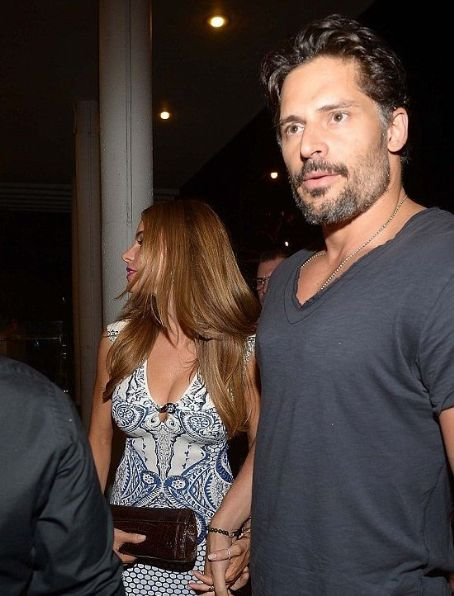 Sofia Vergara and her new beau Joe Manganiello turn up the heat in Miami