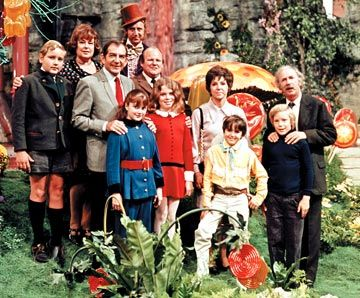 Julie Dawn Cole Julie Cole & Wonka cast