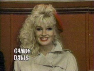 Candy Davis On Are You Being Served