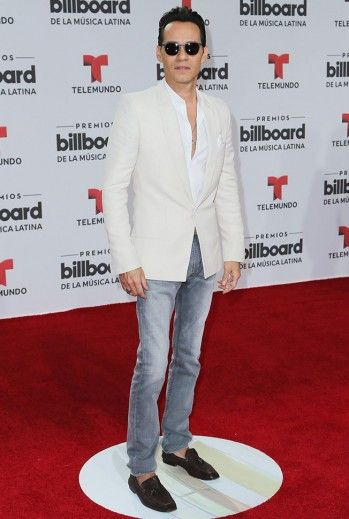 Marc Anthony: Billboard Latin Music Awards - Arrivals
