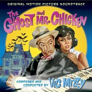 Joan Staley The Ghost and Mr. Chicken