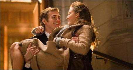 Awake Jessica Alba and Hayden Christensen