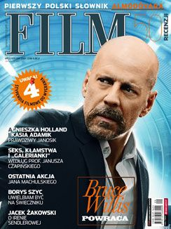 Bruce Willis - Film Magazine [Poland] (September 2009)