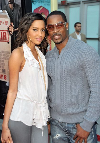 Darrin Henson and Girlfriend Thamara