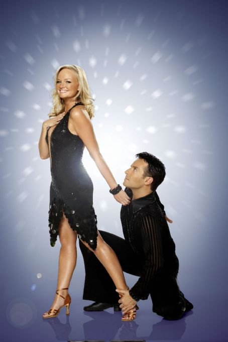 Dancing with the Stars Emma Bunton DWTS
