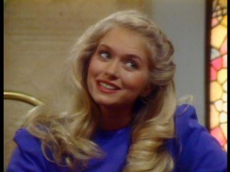 Donna Dixon  in the 80's