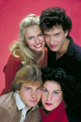 Donna Dixon  and Bosom Buddies Cast