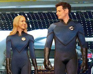 Fantastic 4: Rise of the Silver Surfer Jessica Alba and Ioan Gruffudd