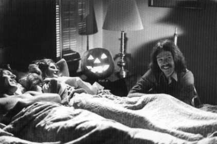 Halloween P.J. Soles and John Carpenter Laugh About a scene in